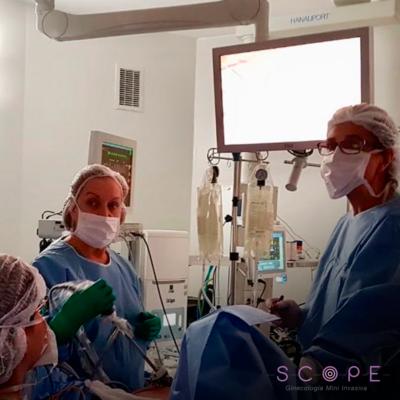 Videolaparoscopia Diagnóstica e Cirúrgica