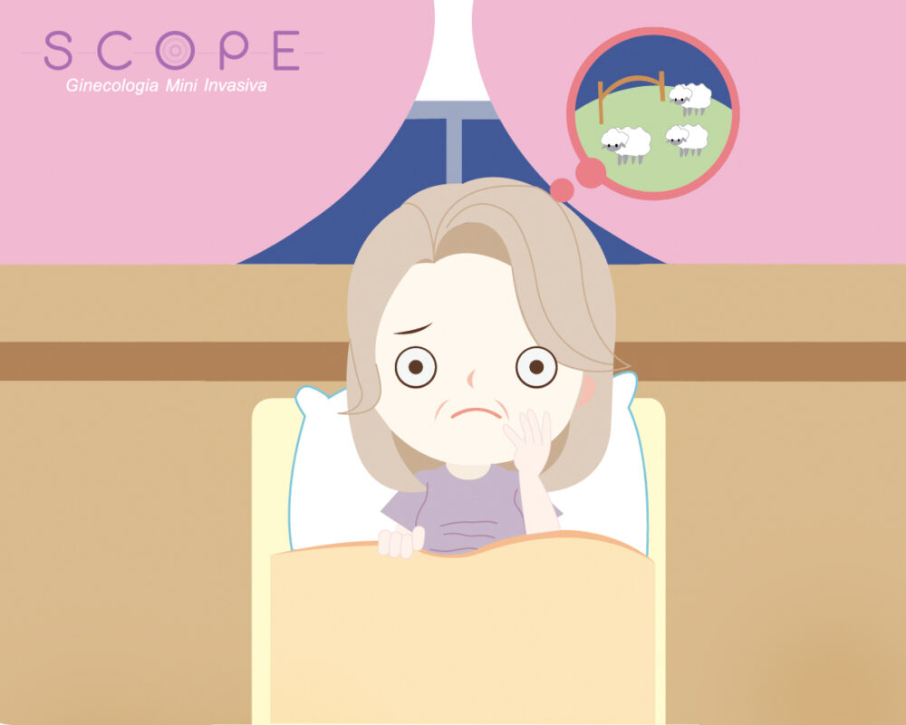 Dicas para combater a insônia na menopausa