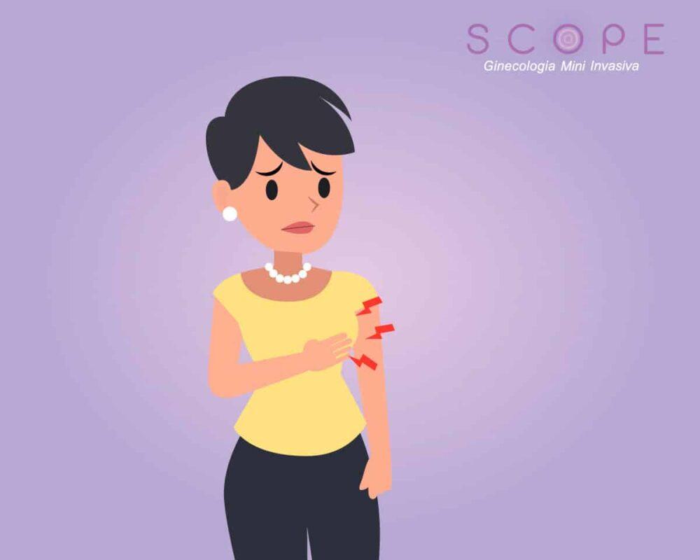 Mastalgia: dor nos seios afeta 70% das mulheres