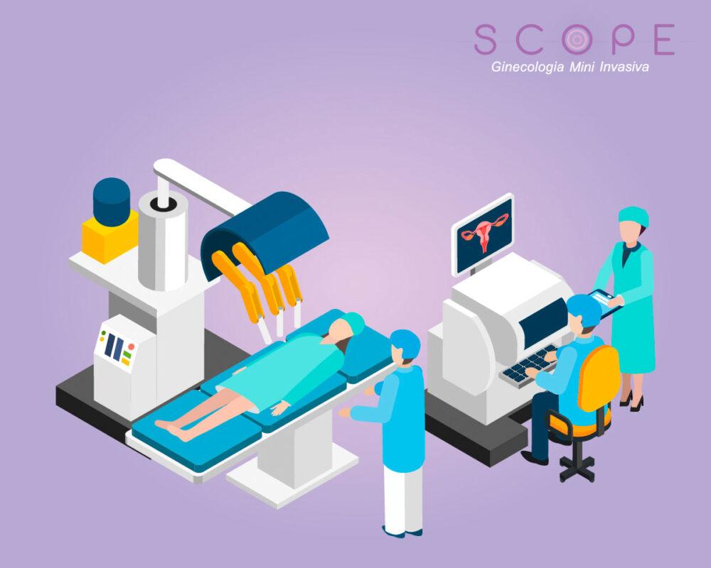 Cirurgia robótica: como o sistema Da Vinci auxilia os cirurgiões