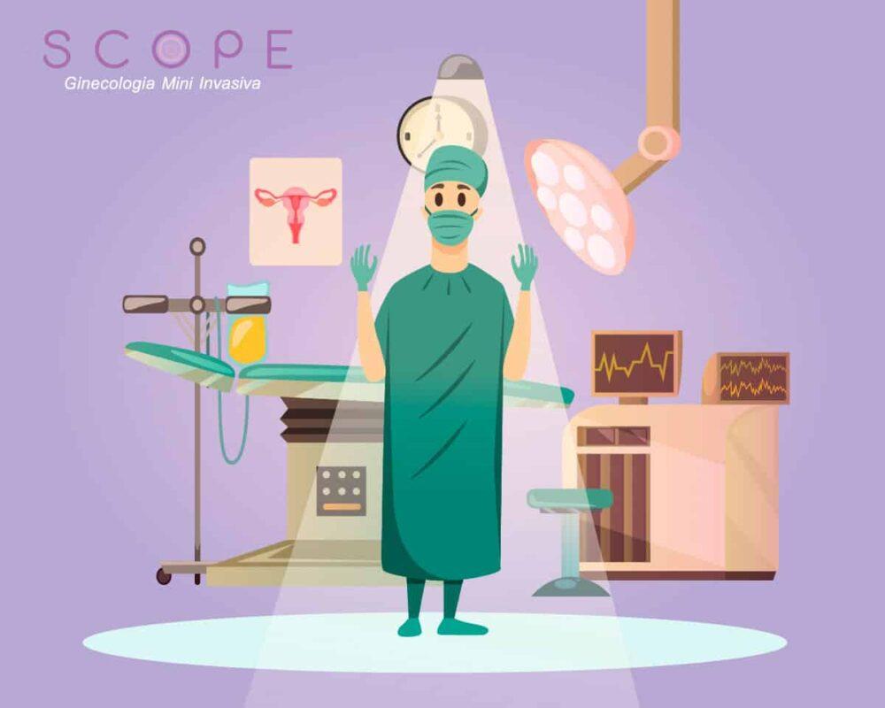 Cirurgia robótica e videolaparoscopia: semelhanças e diferenças